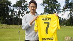 香川真司のドルトムント復帰は当然の選択だが、プレミアリーグで成功する日本人選手を早く見たい