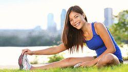 年齢を重ねた美しさの源は「体を動かす習慣」にあり