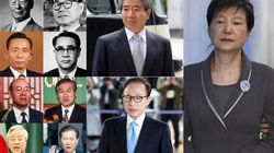 失墜する「韓国大統領」たち。逮捕、収監、暗殺、亡命、自殺...