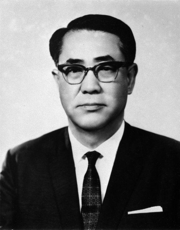 崔圭夏(チェ・ギュハ)