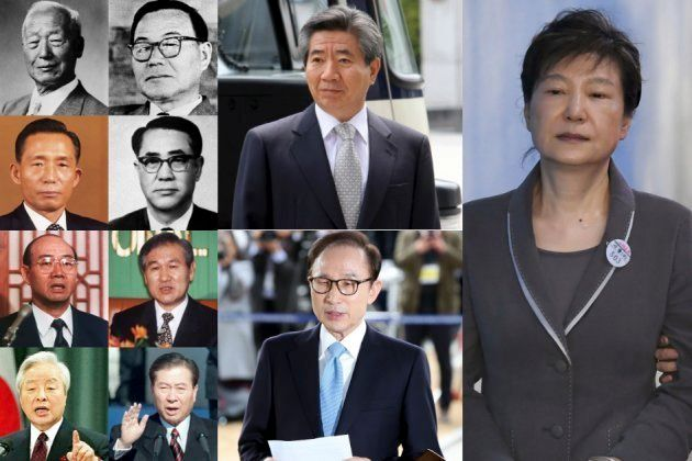 韓国の歴代大統領