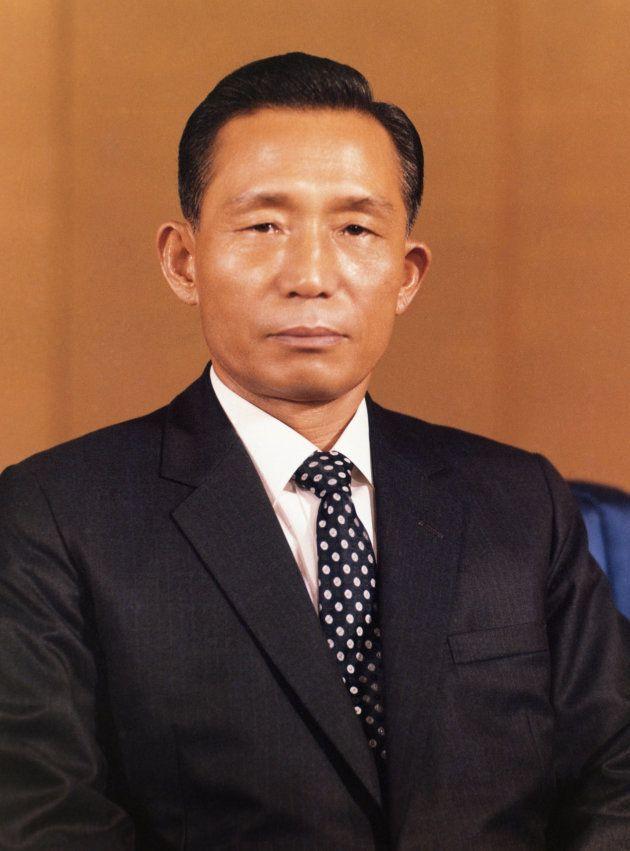 朴正熙(パク・チョンヒ)