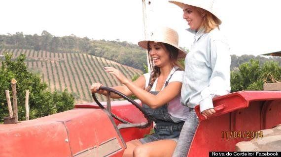 ほぼ女性しかいないブラジルの村では、Facebookで夫を募集している