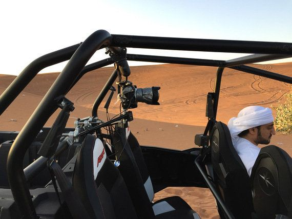 間違いなく世界最高傑作のタイムラプス・ムービー誕生! 名手・Rob Whitworthが今度はドバイで7週間に及ぶ撮影