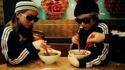 韓国では、バレンタインデーにチョコをもらえなかった人のための「ブラックデー」がある