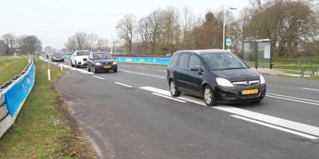 車が通過すると歌が流れる道路、スピード防止のつもりが地元住民は「うるさくて頭がおかしくなりそう」