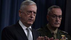 シリアに対するアメリカなどの軍事作戦の対象は化学兵器の研究所や貯蔵施設など3カ所