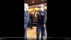 スタバ客席で「友達を待っていた」黒人男性2人が逮捕 差別だと物議