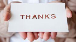 コミュニケーションを改善しましょう。「ありがとう。」「ごめんなさい。」