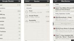RSSリーダーReeder