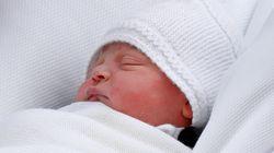 ロイヤルベビー誕生、セレブから祝福の声。J・K・ローリングやOne