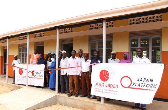 ウガンダ:ひとりでも多くの子どもが学べるように
