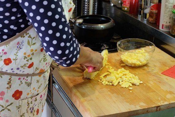 南国の香り漂うフワフワかき揚げ♪インドネシアの家庭料理「プルクデル・マナド」の本場レシピ!|