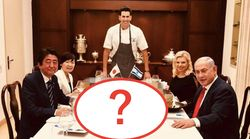 イスラエルが安倍首相に出した「デザート」で物議。公邸料理人がつくったのは…(画像)