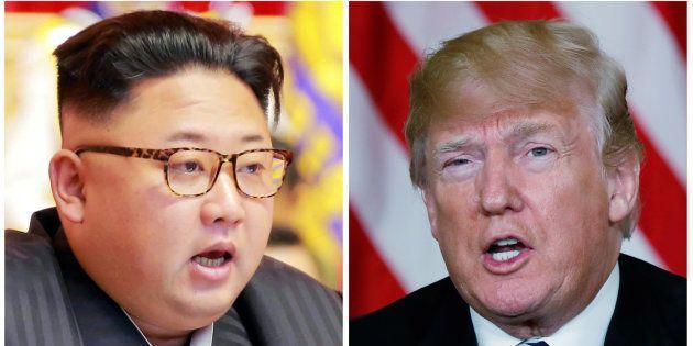 米朝首脳会談「6月12日にシンガポールで開催」