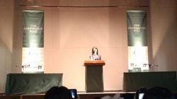 [レポート]女性の働き方を変えるには男性の働き方を変えること、ハフポ1周年イベント「未来のつくりかた #hpj