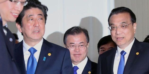「不一致の再認識」が強調された「日中韓首脳会談」--平井久志