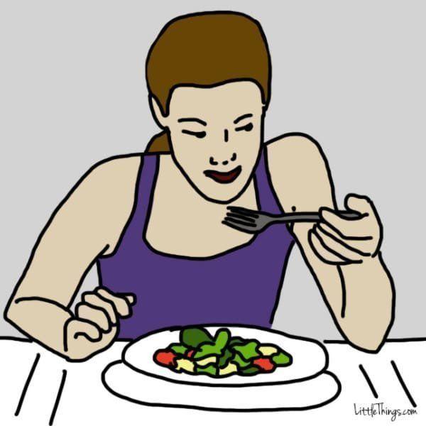 【性格診断】あなたは早食い?ゆっくり食べる?それとも「一皿ずつ平らげる」派?
