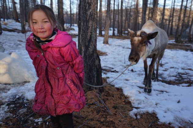 大気汚染の被害はモンゴルの子供達を蝕んでいる 撮影・竹田有里