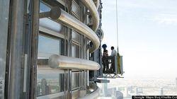 「世界一高いビル」にもストリート・ビュー(動画)