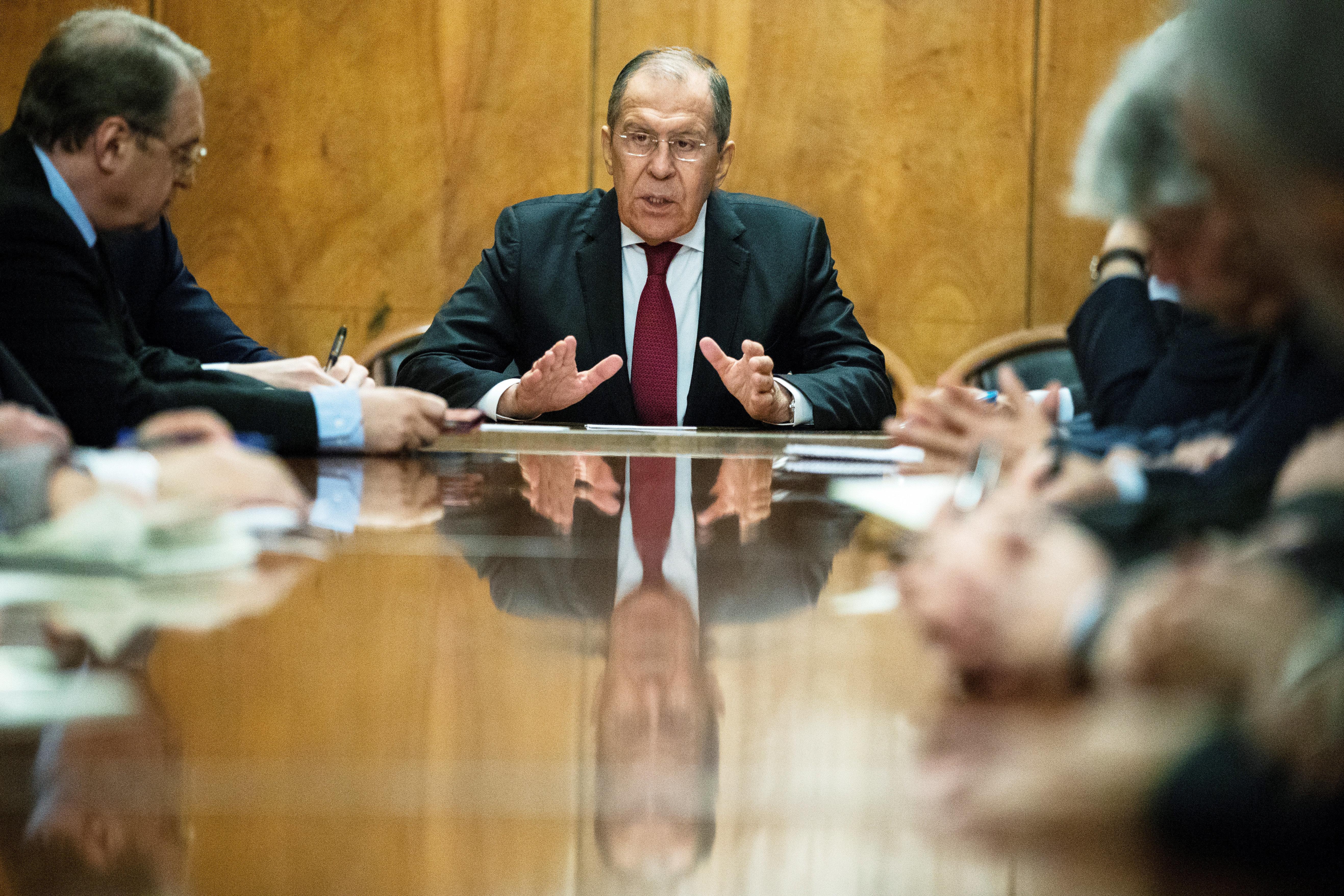 Η Μόσχα προειδοποιεί την Ουάσινγκτον ενάντια σε οποιαδήποτε ανάμιξη στην