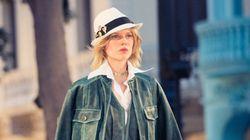 シャネルが街を乗っ取った キューバで豪華なファッションショーを開催