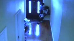 13歳少女、家に侵入してレイプしようとした性犯罪者を撃退(動画)