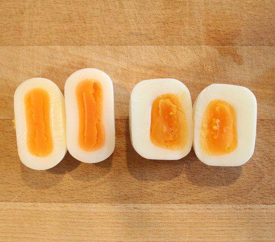 【試してみた!】タッパーで作る「ぺたんこゆで卵」がお弁当に超便利だった!