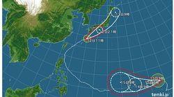 【台風情報】台風6号、温帯低気圧に変わりつつ上陸か 通過後は7月下旬並みの暑さに