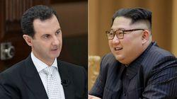 アサド大統領、金正恩氏との首脳会談に意欲。北朝鮮の国営メディアが報じる