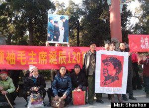 中国人の信仰はどこへ向かうのか――キリスト、ブッダ、そして毛沢東