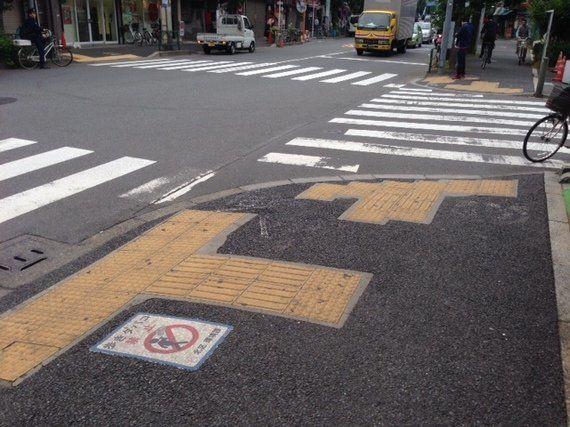 点字ブロックは日本発?!続・まだ見えていなかったコト