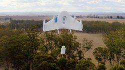 Google、小型無人機(ドローン)プロジェクトを発表
