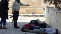 イスラム国では、「毎週金曜日は公開処刑の日」になっている
