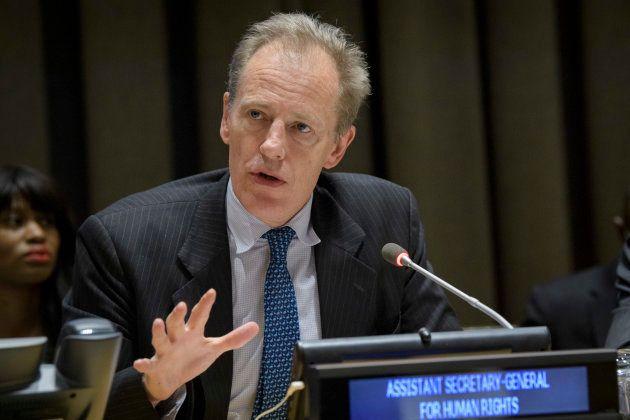 アンドリュー・ギルモア国連人権担当事務次長補