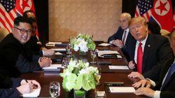 《米朝首脳会談》拡大会合の出席メンバーは?「足を引っ張った過去を乗り越える」(動画)
