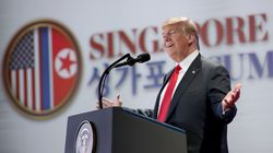 トランプ大統領、北朝鮮の非核化費用は「韓国と日本が支援してくれるだろう」