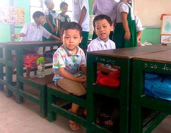 ミャンマー:障がいのある子どもたちのより良い未来を目指して