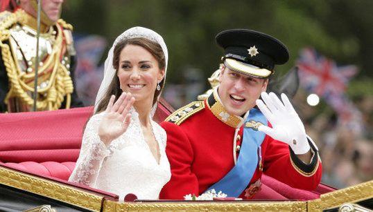 キャサリン妃、結婚5周年。あのロイヤル・ウェディングをもう一度(画像集)