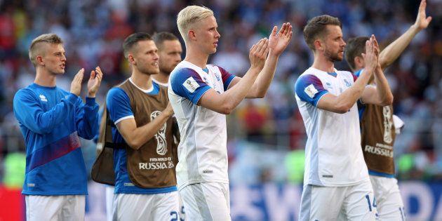 アイスランドーアルゼンチン戦