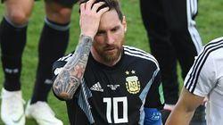 メッシ、覚醒するか? ワールドカップ(6月21日)の対戦カードと放送時間