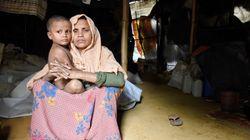バングラデシュ南部避難民に迫りくる危機