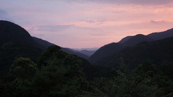 「自由と自然エネルギーは土佐の山間より出づ!」