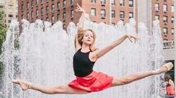街が舞台に変わる。ニューヨークで躍動するダンサーたち(画像)