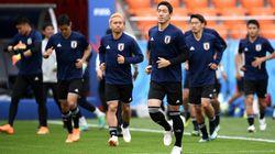 日本がセネガルと激突。決勝T進出かけ大一番。ワールドカップ(6月24日)の対戦カードと放送時間
