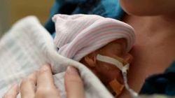 未熟児650グラムの赤ちゃんは、こうやって1歳になった(動画)