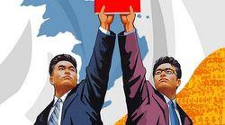 北朝鮮のプロパガンダポスター、以前と違う様子。どう変わった?