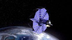 NASA、「折り紙」式の新しいソーラーパネルを開発