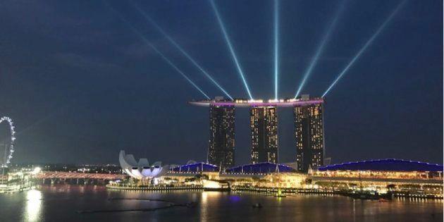 こんな警備みたことない。自由を巧みに操る国シンガポール、驚きの舞台裏