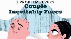 セラピストが語る、すべてのカップルが直面する7つの問題